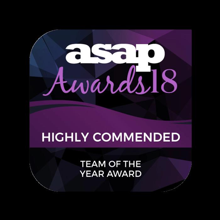 asap 2018 award