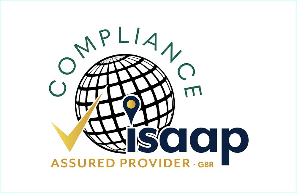 isaap assured provider logo