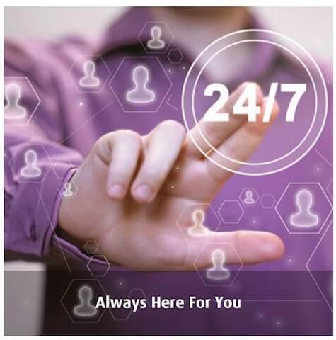 24/7 Guest Services