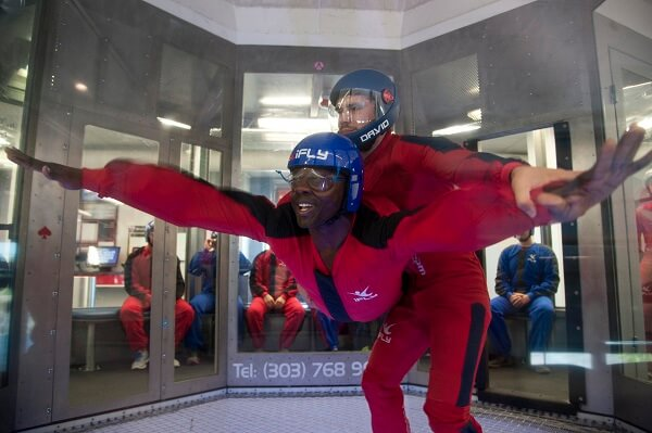 Basingstoke - Indoor Skydive