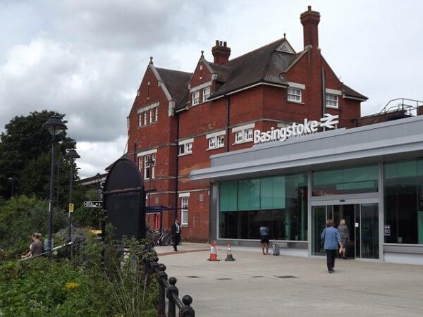 Basingstoke has fantastic transport links
