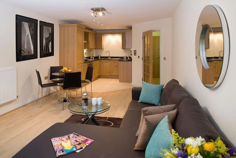Serviced Apartments for Families