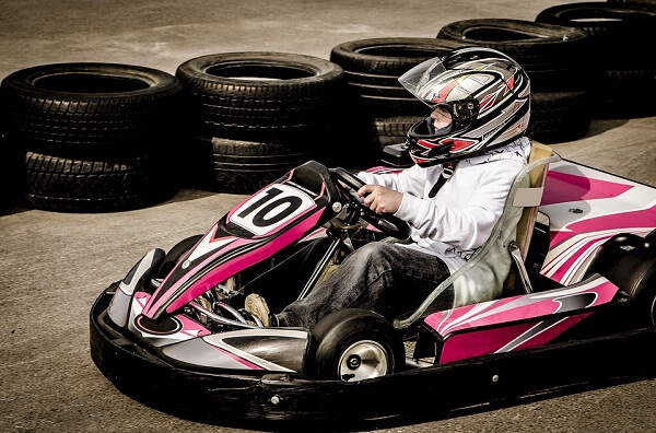 Farnborough - Go Karting