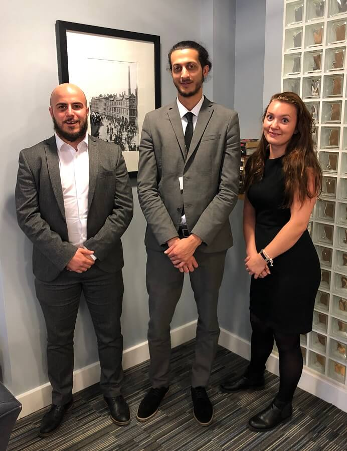 House of Fisher Guest Services Team