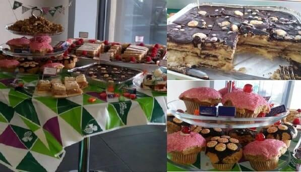 100 Kings Road Cakes for Macmillan 2017 Coffee Morning