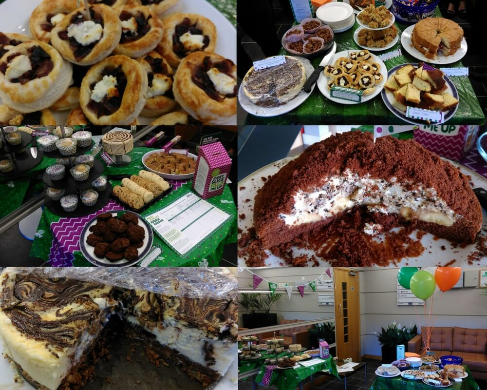 House of Fisher Macmillan Coffee Morning 2016_Lovely Cake Selection