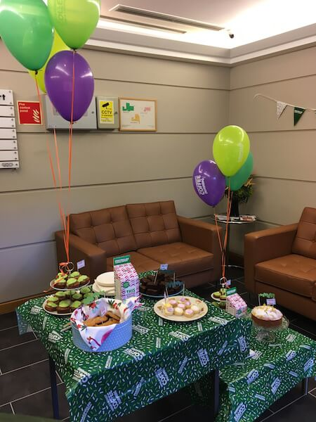 Cake sale to raise money for Macmillan Cancer