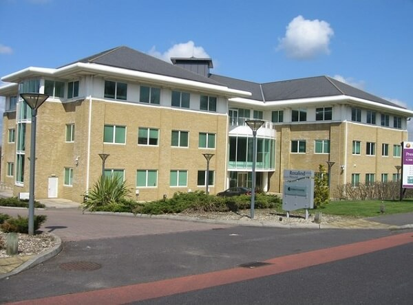 Basingstoke has an array of business parks