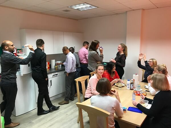 House of Fisher has a buzzing kitchen at lunchtimes