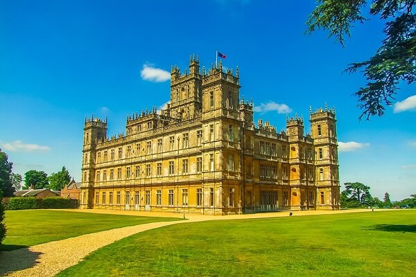 Newbury - Highclere Castle
