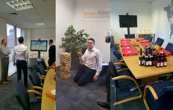House of Fisher 'house warming party' March 2017