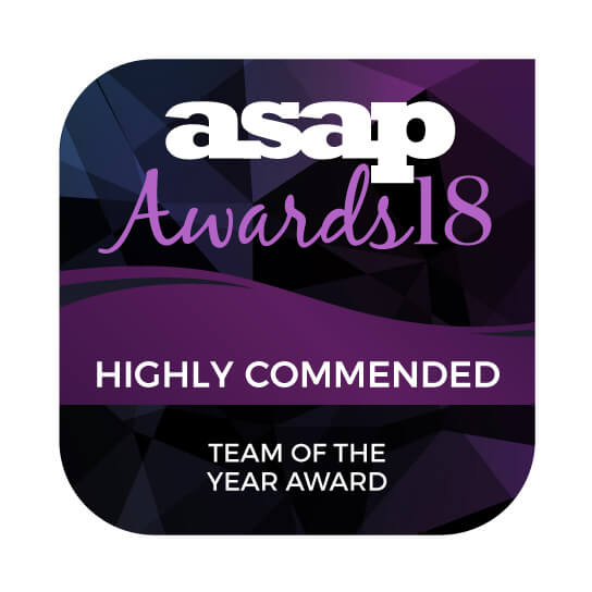 House of Fisher Team Wins Highly Commended 2018 Award