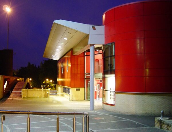 The Anvil, Basingstoke attracts many popular acts