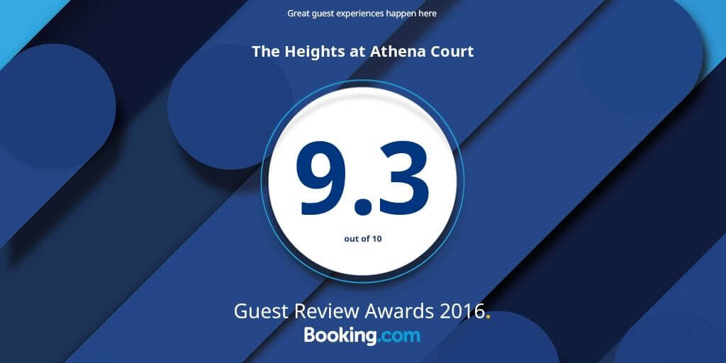The Heights at Athena Court scored an impressive 9.3 out of 10