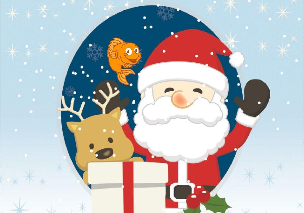 HOF Happy Christmas 2020