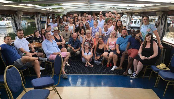 HOF Summer 2019 Boat Trip