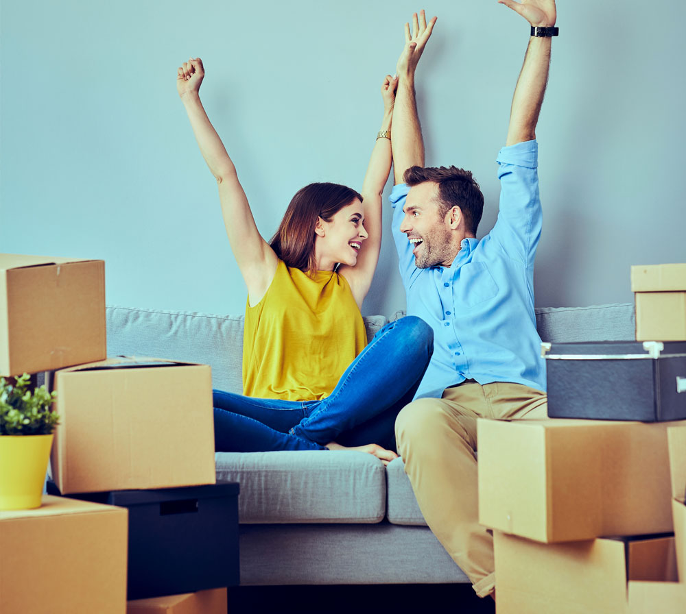 moving house and looking for an apartment to rent