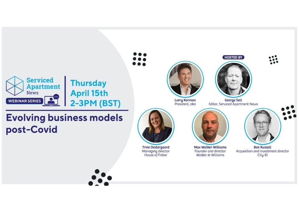 TRINE OESTERGAARD IS A PANELIST FOR 'EVOLVING BUSINESS MODELS POST-COVID' WEBINAR