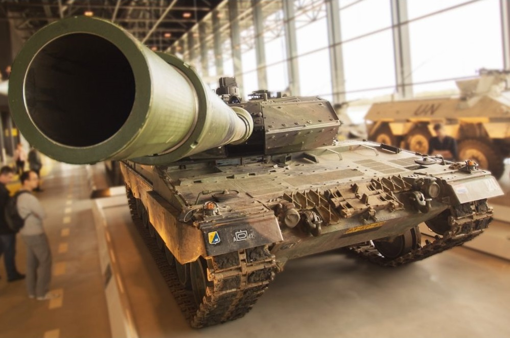 Learn about military history at Aldershot Military Museum