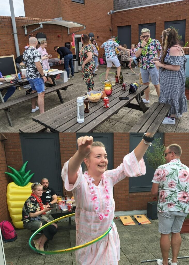 We danced the night away at the House of Fisher Summer Party 2021