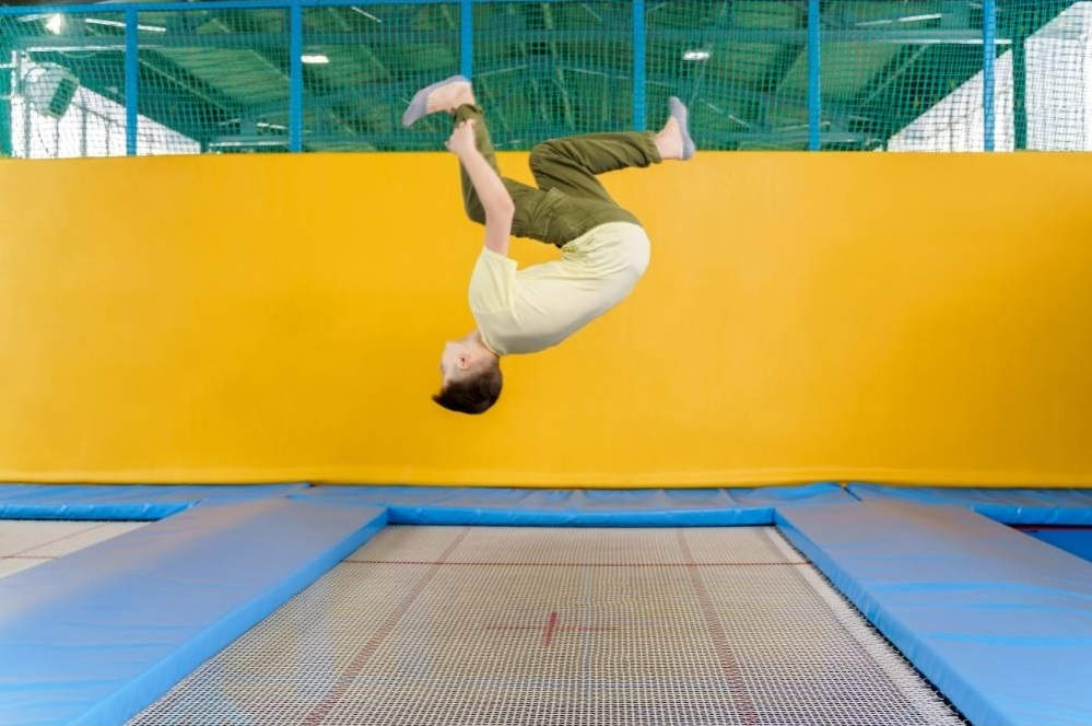 Jump to new heights at Gravity Force