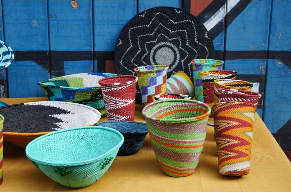 Take in the culture at Mamaloo's South African Shop