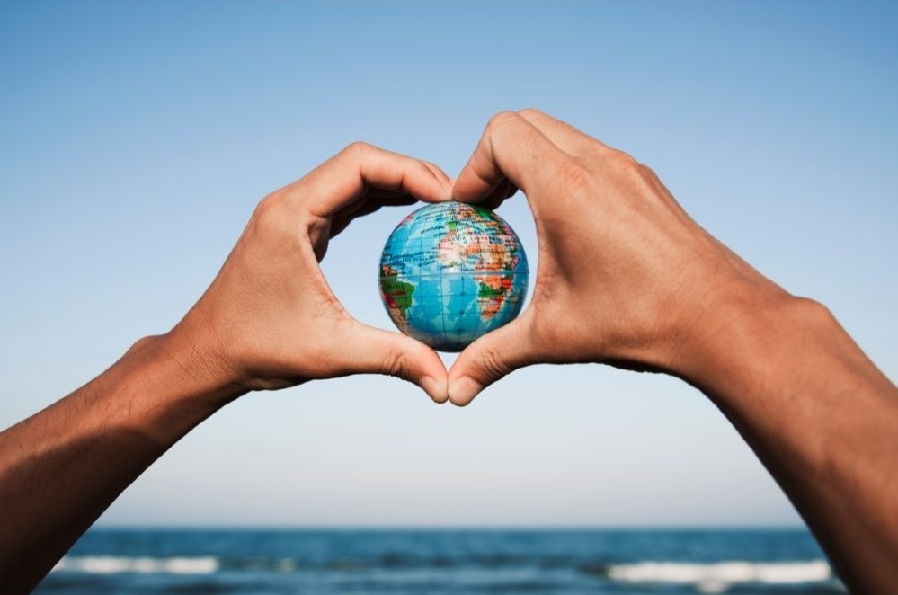 Help save the planet at Your Home Your World