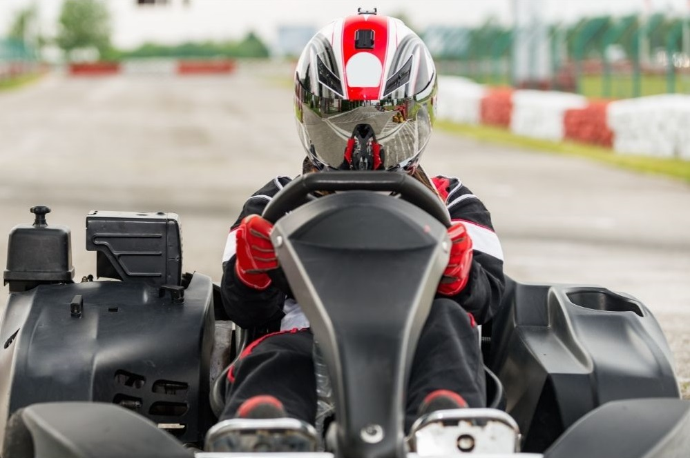 Become the next Lewis Hamilton at Team Sport Go Karting