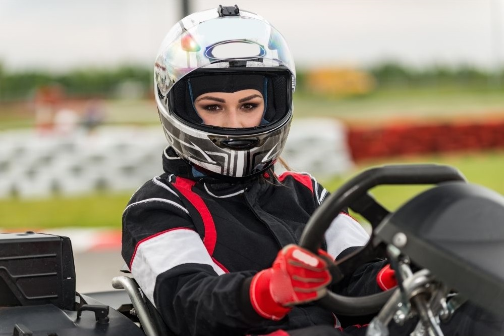 Take to the races at Absolutely Karting