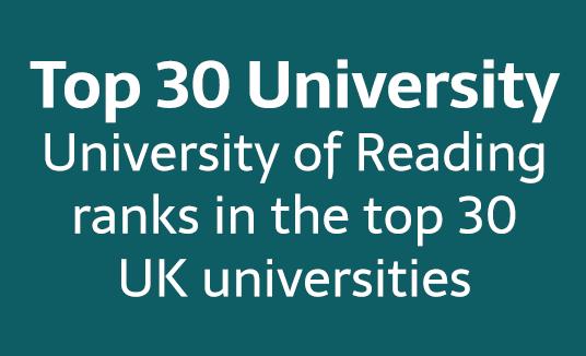 ranks in the top 30 universities